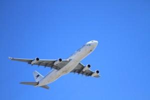 飛行機海外